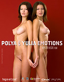 Polya and Yulia Emotions