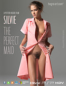 Silvie the perfect maid