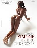 Simone Behind the Scenes