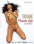 Tatiane - Private Life