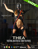 Thea Visiting Maitresse Cindy In Paris