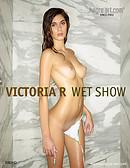 Victoria R Wet Show by Jon