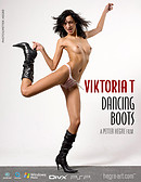 Viktoria Botas de Baile
