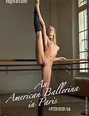 An American Ballerina in Paris