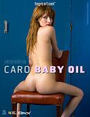 Caro baby oil
