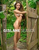 Gislane am Meer