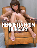 Henrietta from Hungary