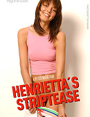 Henrietta Striptease