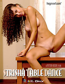 Strisha - Danse sur table