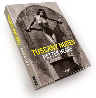 Nuevo libro de Petter Hegre - Tuscany Nudes