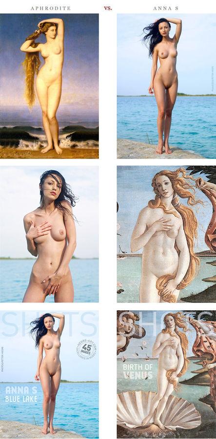 Afrodita vs Anna S