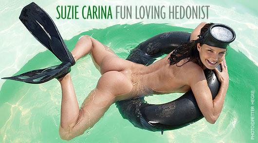 Meet Suzie Carina