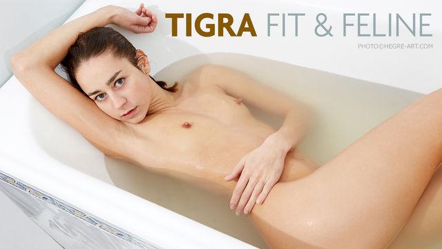 Présentation de la nouvelle mannequin Tigra