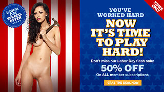 Labor Day flash 50% OFF sale