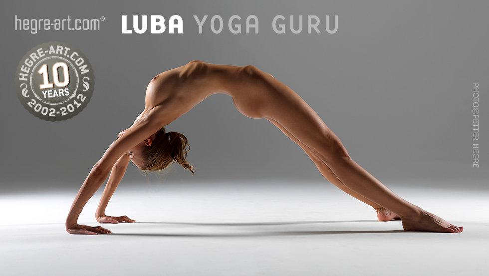 Luba's back again!