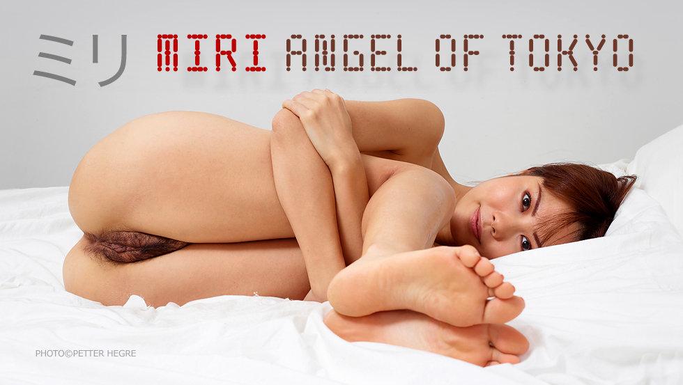 Meet our new model Miri - Angel of Tokyo