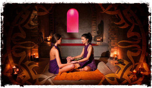 Sacred Sexuality and Tantric Touch Workshop 14-15 January 2012