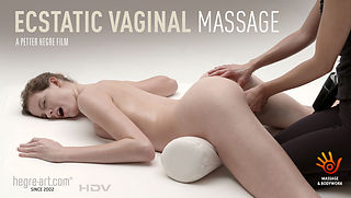 Vaginal Massage, Orgasmic Face