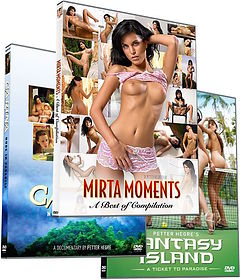HEGRE DVDs