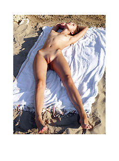 Anna S Nude In Sitges
