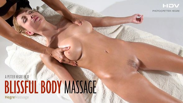 Blissful Body Massage