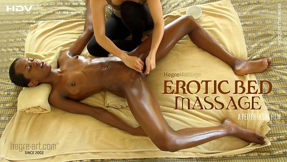 Erotic Bed Massage