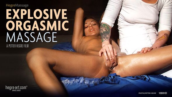 Massage orgasmique explosif