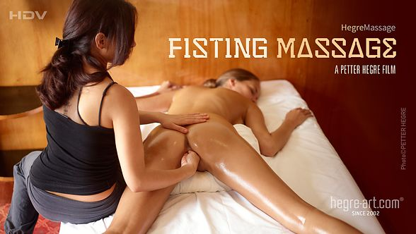 Massage du poing