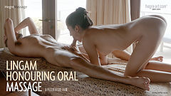 Lingam Honouring Oral Massage