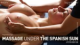 Massage Under The Spanish Sun