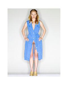 Mia Blue Dress