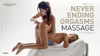 Never Ending Orgasms Massage