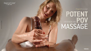 Potent POV Massage