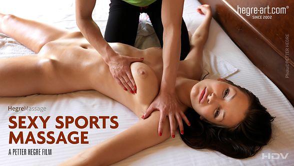 Masaje Deportivo Sexy
