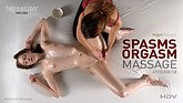 Spasms Orgasm Massage