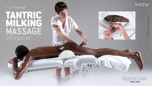 Tantric Milking Massage