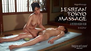 Tokyo Massage lesbien