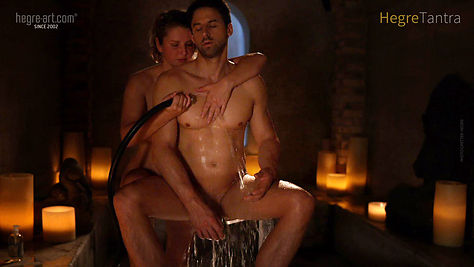 Discover the intimacy of a Tantra Bath Ceremony