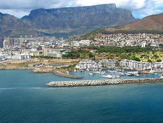 BEAUTIFUL DIVERSITY — Goodbye Cape Town!