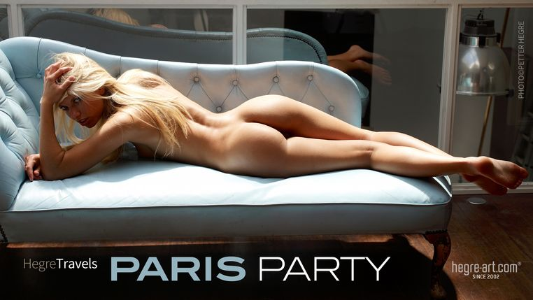 Paris Party