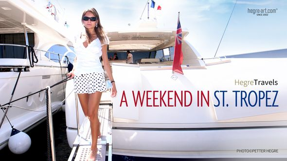 A Weekend in St. Tropez