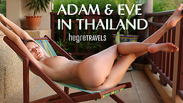 Adam and Eve in Thailand