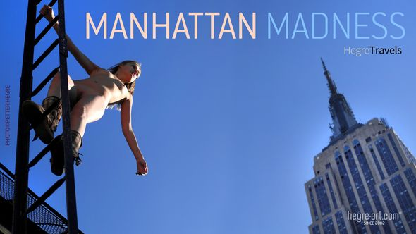 Manhattan à la folie