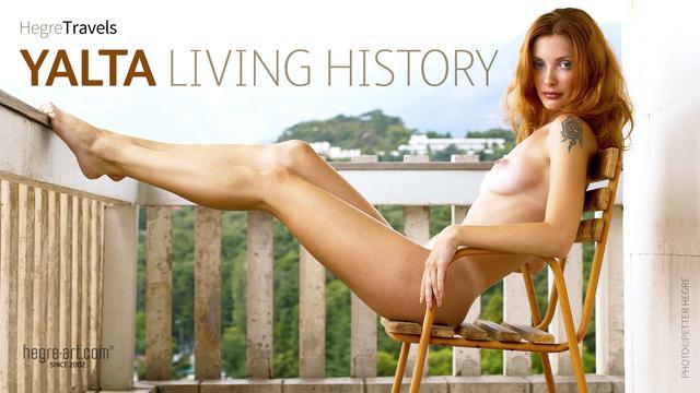 ヤルタ-生きる歴史