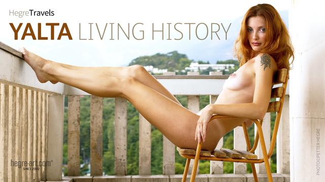 Yalta - Historia en carne viva