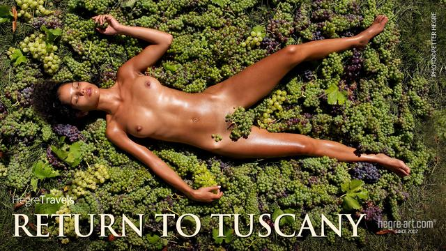 Return to Tuscany