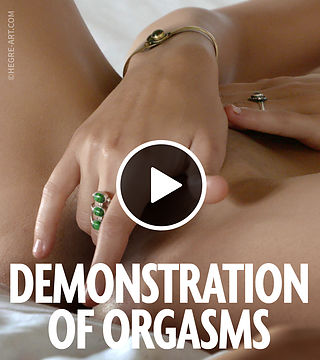 Serena Demonstration of Orgasms